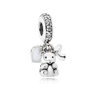 Authentic Pandora baby treasures dangle charm